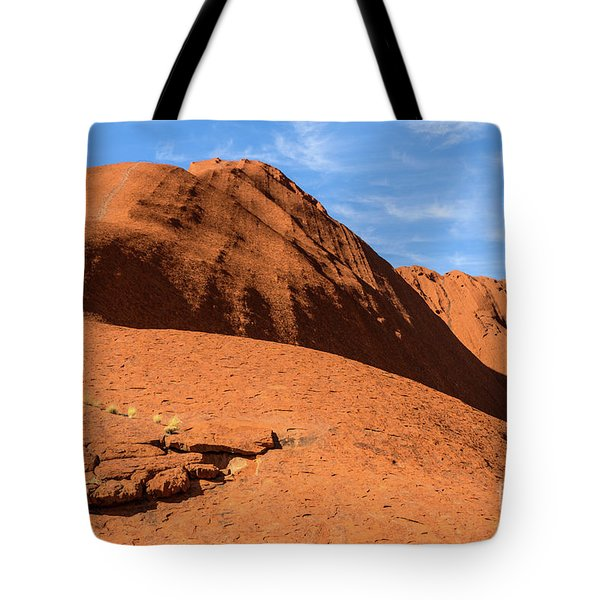 Tote Bag featuring the photograph Uluru 04 by Werner Padarin