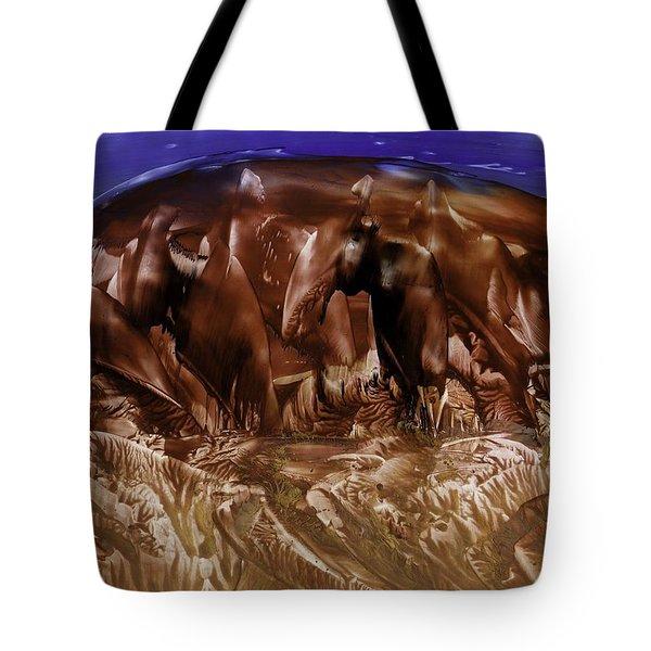 Uluru - Ayers Rock Tote Bag