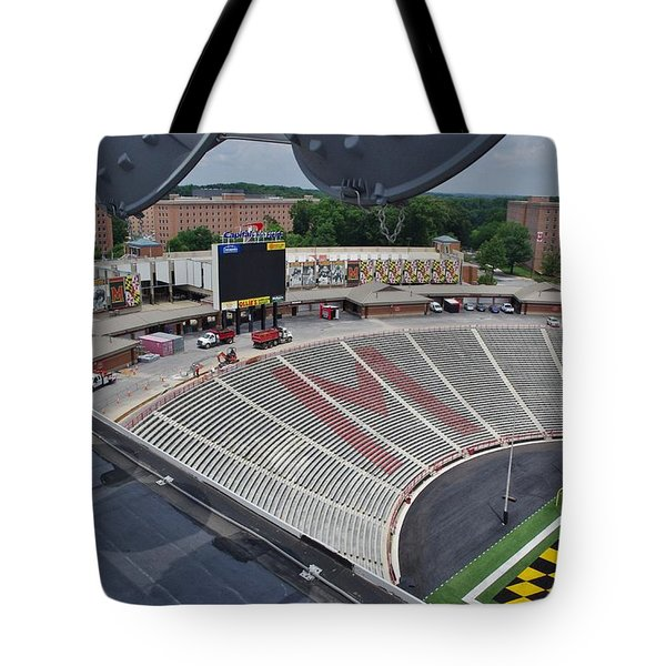 UM Tote Bag by Robert Geary