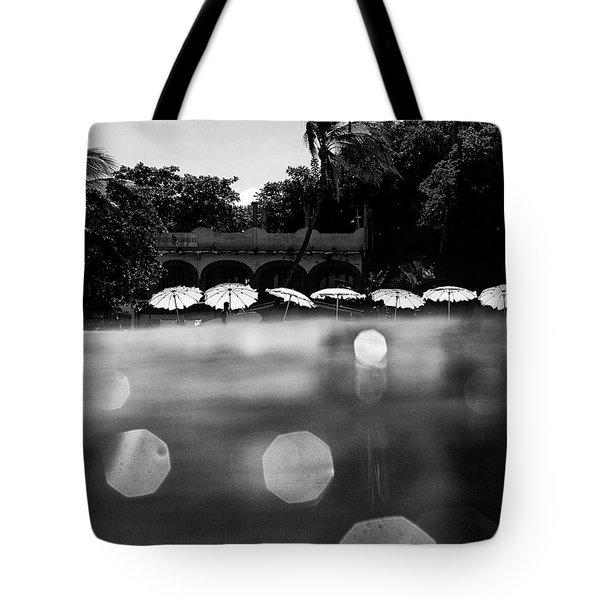 Umbrellas 2 Tote Bag