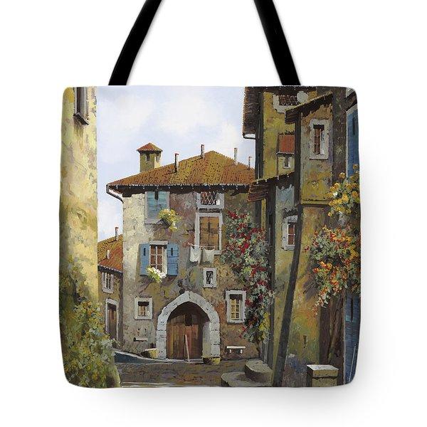 Umbria Tote Bag by Guido Borelli