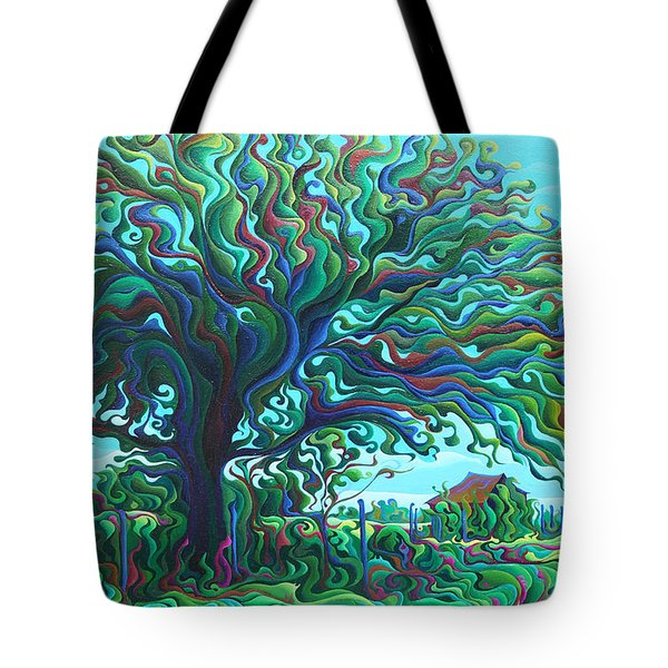 Umbroaken Stillness Tote Bag