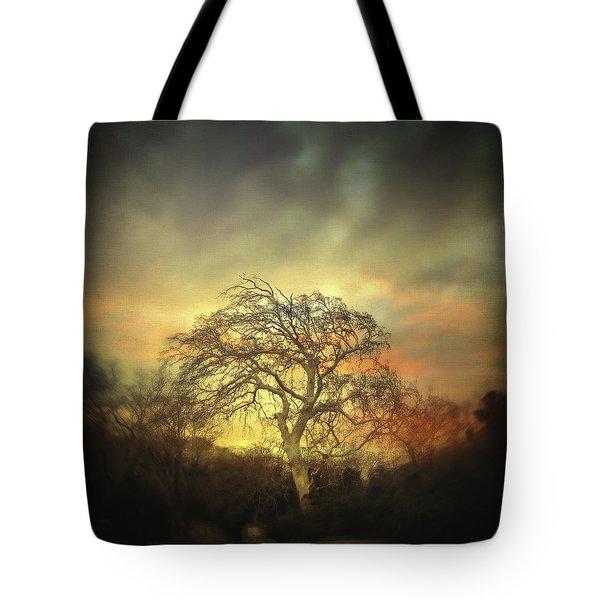 Un Dernier Crepuscule Tote Bag
