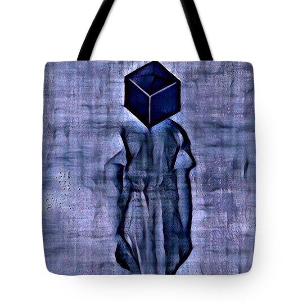 Unacknowledged Tote Bag