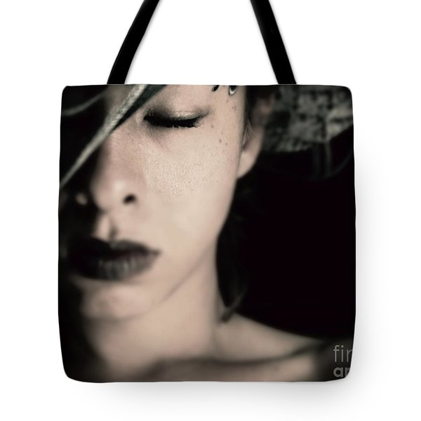 Unattached Tote Bag by Jessica Shelton