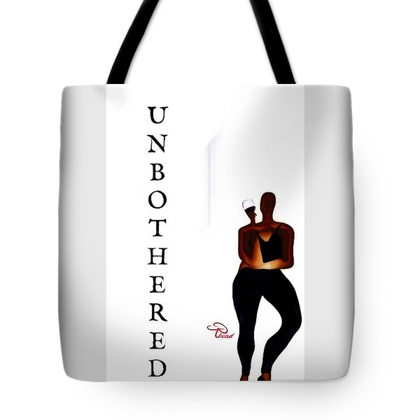 Unbothered One Tote Bag