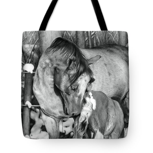 Unbreakable Bond Tote Bag