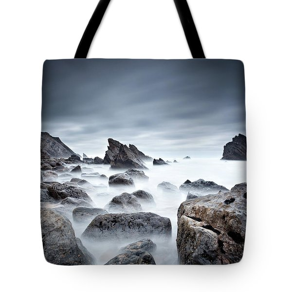 Unbreakable Tote Bag by Jorge Maia