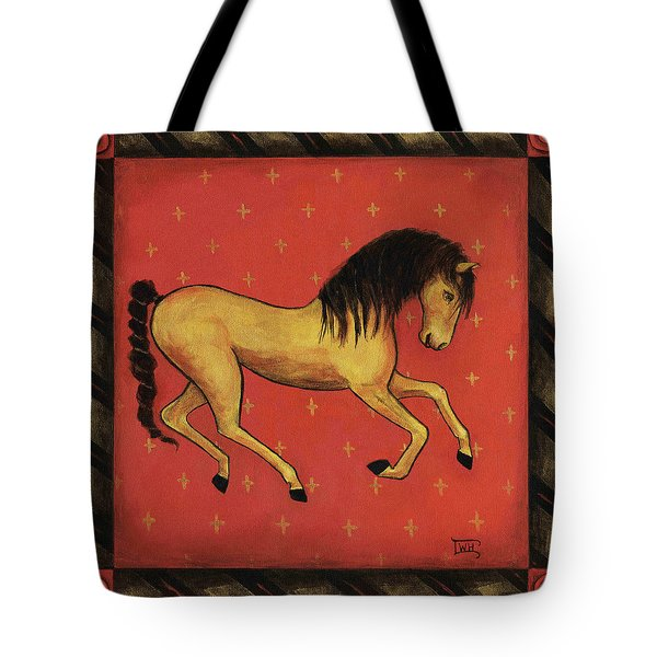 Unbridled ... From The Tapestry Series Tote Bag