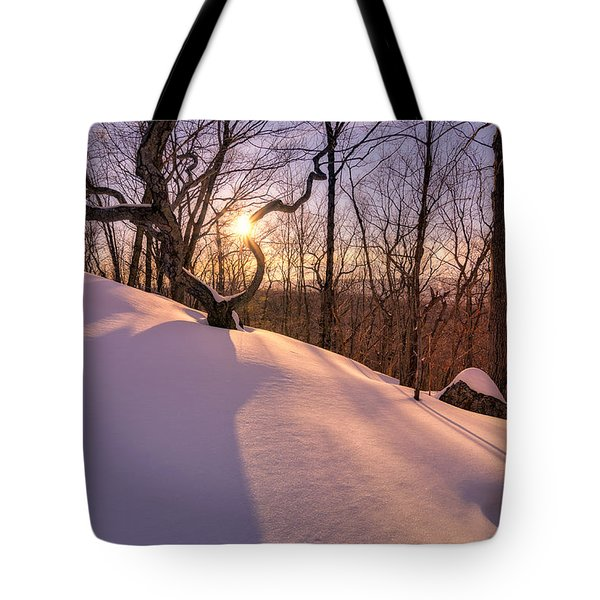 Unbroken Trail Tote Bag