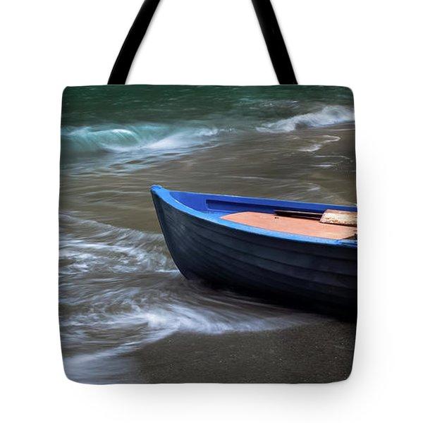 Uncertain Future Tote Bag
