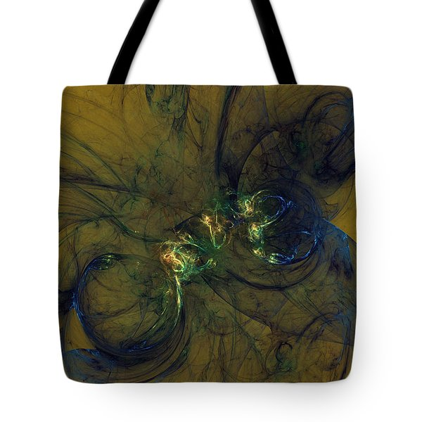 Uncertainty Suppression Tote Bag
