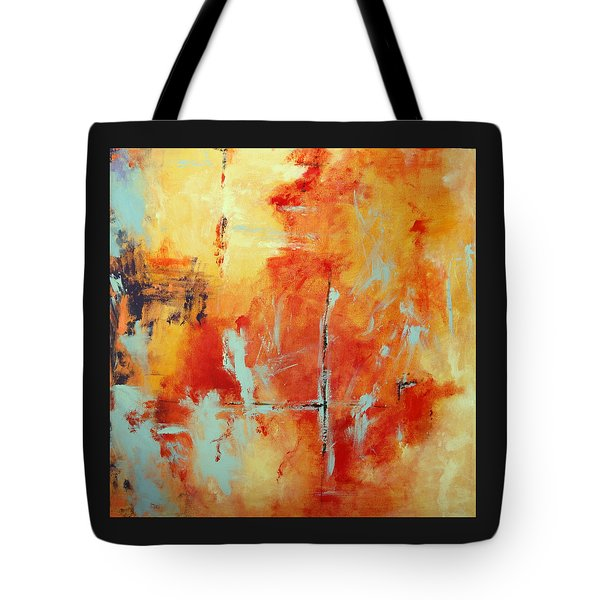 Uncharted Destination Tote Bag