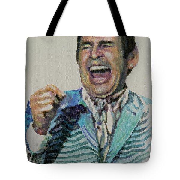 Uncle Arthur Tote Bag