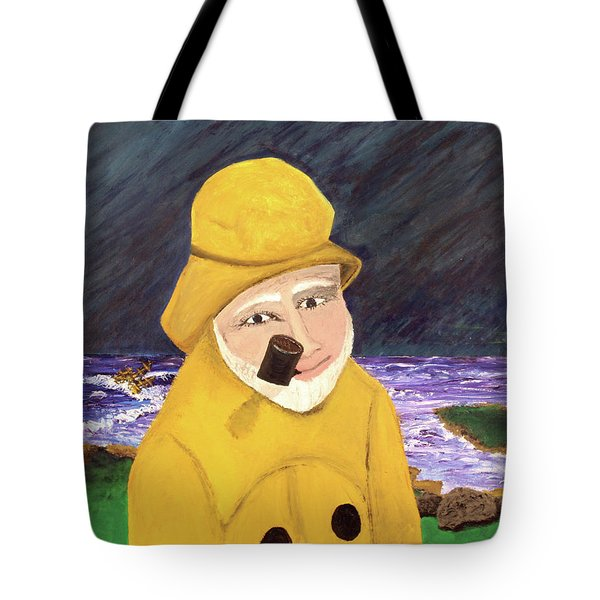 Uncle Bunk Tote Bag