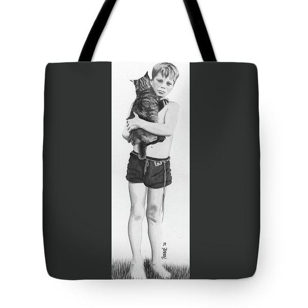 Uncle George Tote Bag
