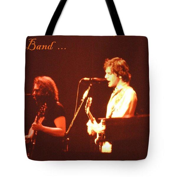 Come Hear Uncle John's Band Tote Bag