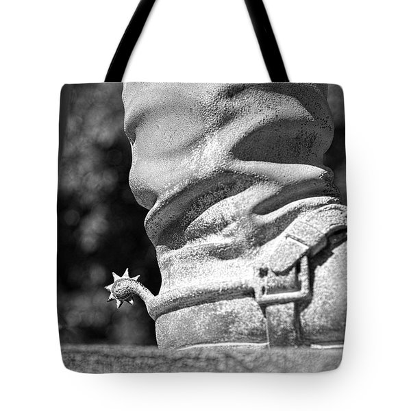Uncle John's Spurs Tote Bag
