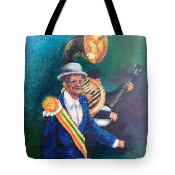 Uncle Lionel Tote Bag