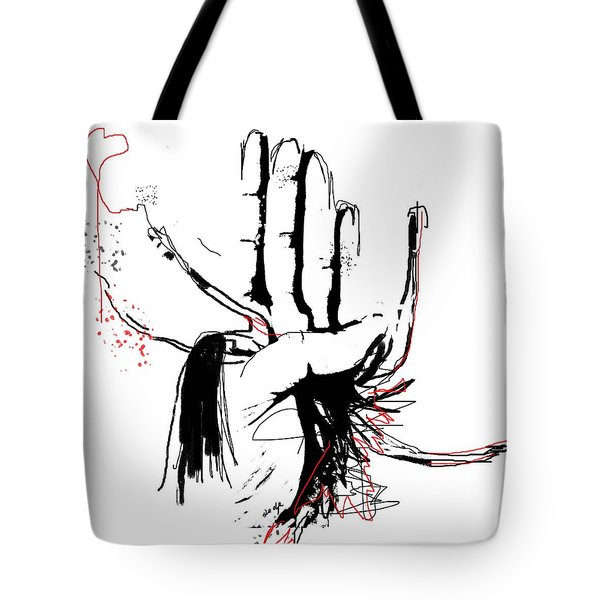 Unconditional Love Tote Bag by Sladjana Lazarevic