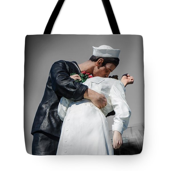 Unconditional Surrender 1 Tote Bag