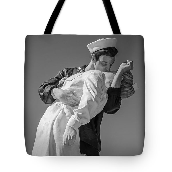 Unconditional Surrender 3 Tote Bag