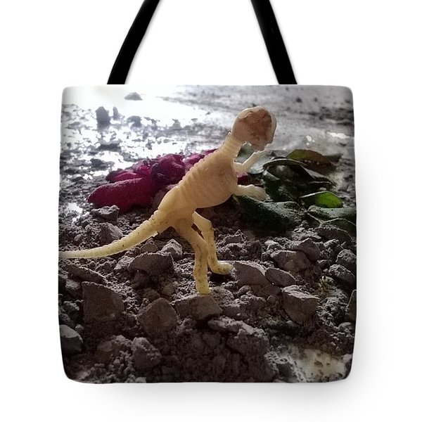 Uncovered Dinosaur Bones Yet Never One Slave Ship Found And It's 2017 Tote Bag