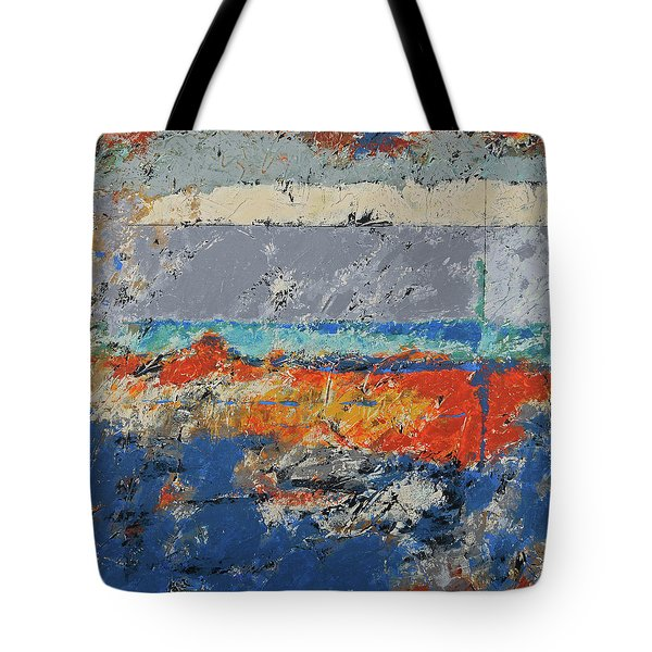 Uncovered Tote Bag
