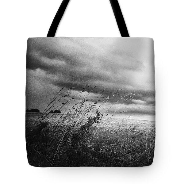 Und Unter Den Wolken Wächst Das Tote Bag