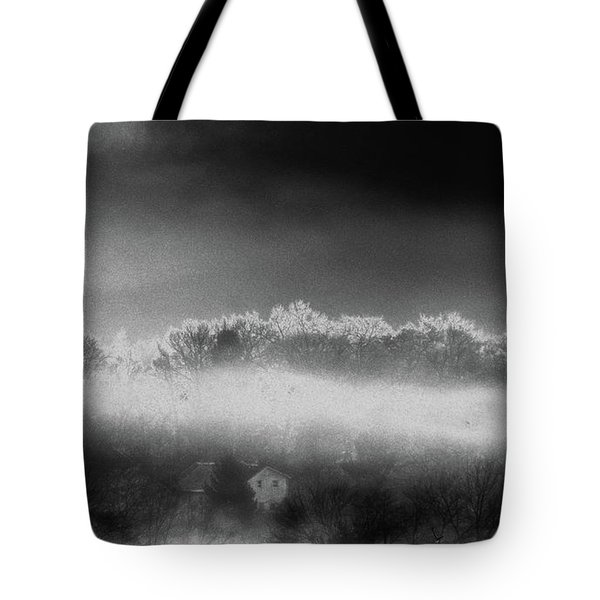 Under A Cloud Tote Bag by Steven Huszar