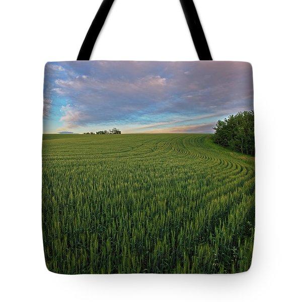 Under A Summer Sky Tote Bag