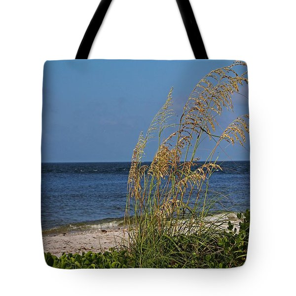 Tote Bag featuring the photograph Under A Summer Sky by Michiale Schneider