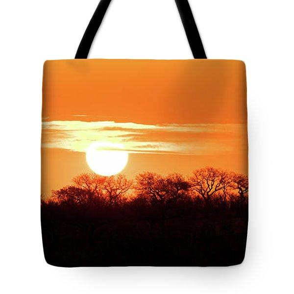 Under African Skies Tote Bag