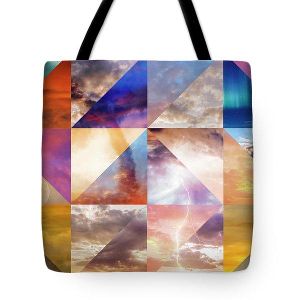 Under Heaven Tote Bag