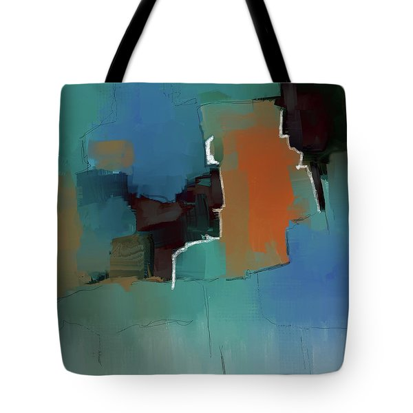 Tote Bag featuring the mixed media Under Pressure by Eduardo Tavares