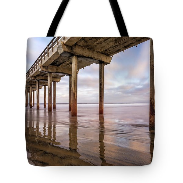 Under Scripps Tote Bag