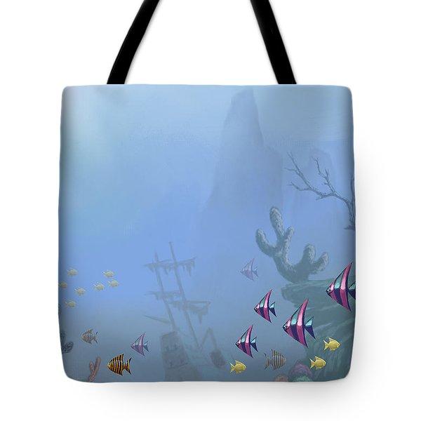 Under Sea 01 Tote Bag