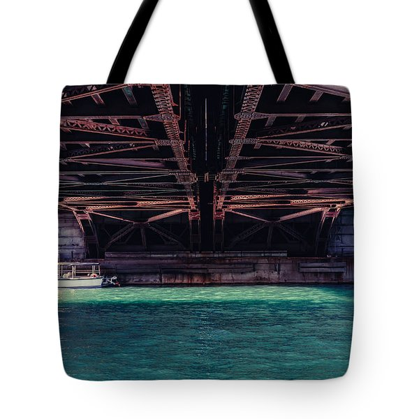 Under The Bridge Too Tote Bag