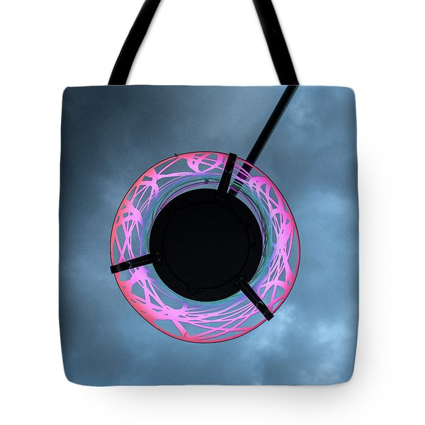 Under The Glow Tote Bag
