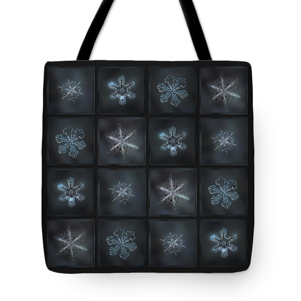 Under The Grey Sky II Tote Bag