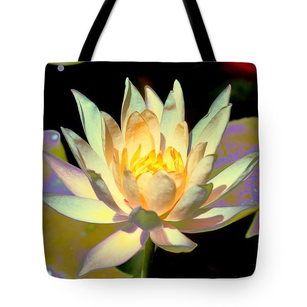 Under The Lights 2 Tote Bag