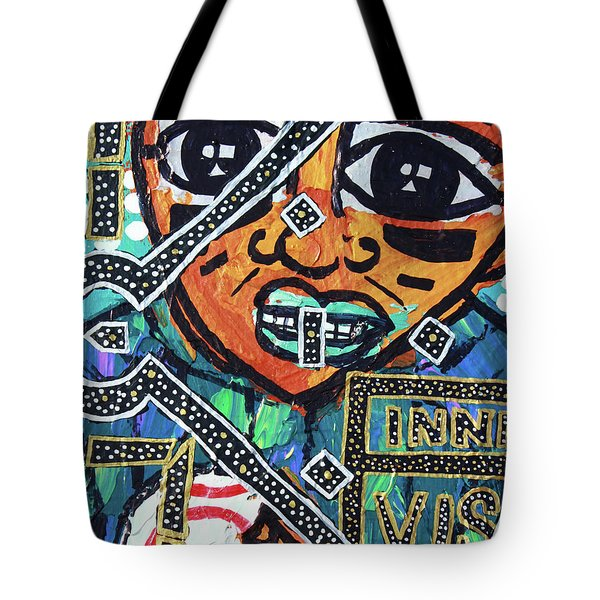 Under The Lights Tote Bag