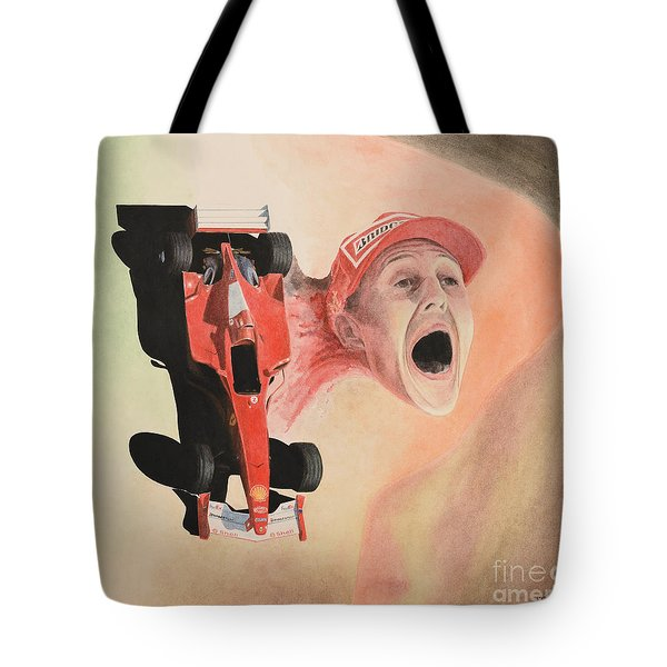 Under The Nose Tote Bag