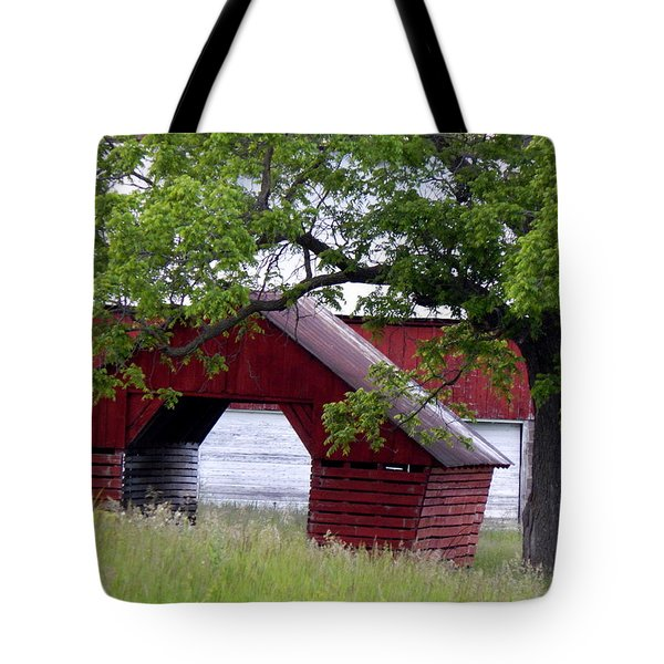 Under The Oak Tote Bag