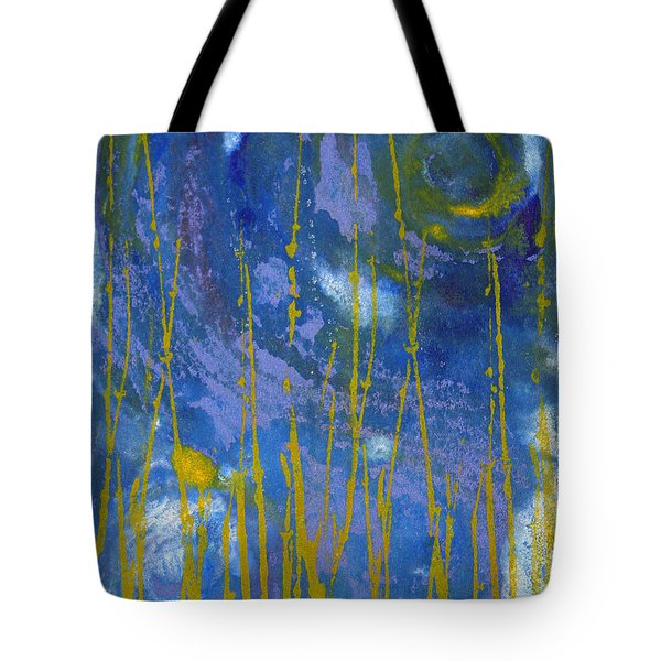 Under The Ocean Tote Bag by Rachel Hames