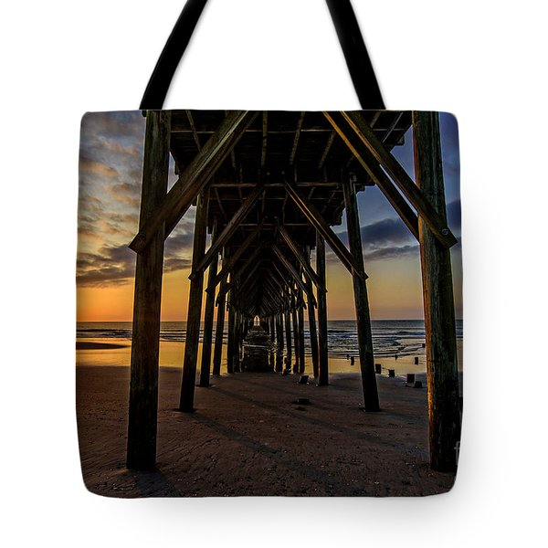 Under The Pier1 Tote Bag