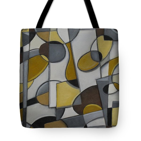 Under The Radar Tote Bag by Trish Toro