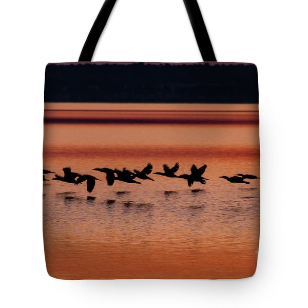 Tote Bag featuring the photograph Under The Radar by William Norton