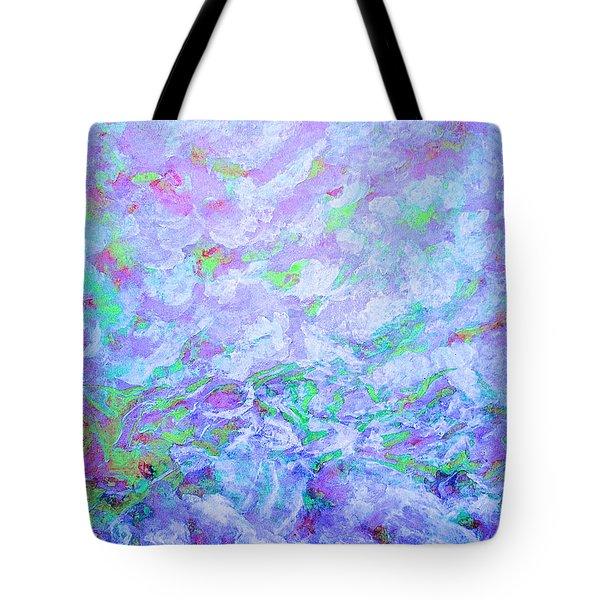 Sea Clouds Tote Bag