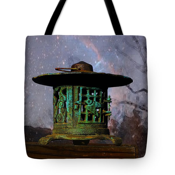Under The Stars Tote Bag by Susan Vineyard